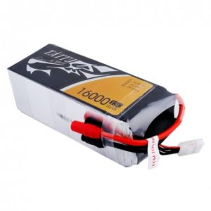 6S Large Drone Battery 22.2V 16,000