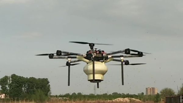 Seed Spreading Drone - M8A Pro 5