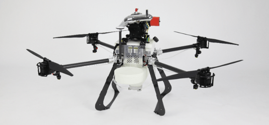 HSE Releases NEW Agriculture Drone! X10 Hybrid Gas & Electric Crop